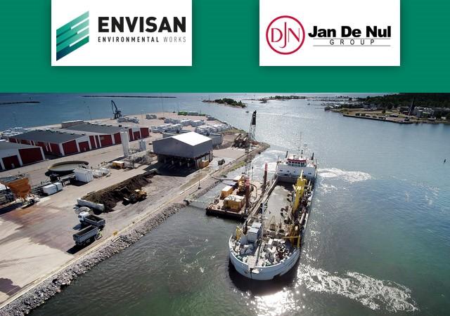 Vårt medlem Envisan inviterer til omvisning på stort havneprosjekt i Sverige